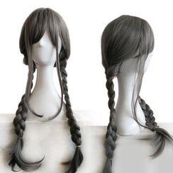 Wigstar - 长直辫子假发