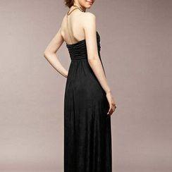 Everose - Strapless Evening Dress
