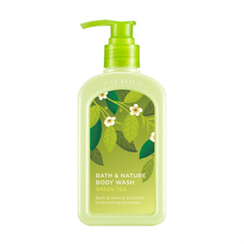Nature Republic - Bath & Nature Body Wash (Green Tea) 250ml