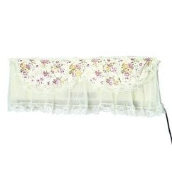 Yulu - Floral Print Air Conditioner Cover