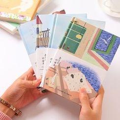 Show Home - 印花中型筆記本