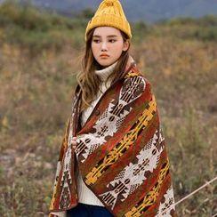 iswas - 'Nordic Island' Series Blanket