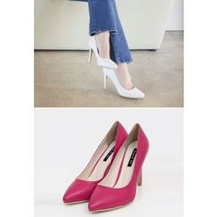 REDOPIN - Faux-Leather Pumps