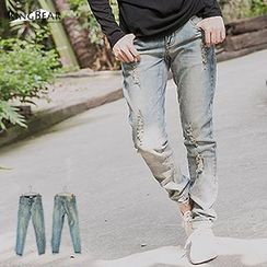 RingBear - Washed Jeans