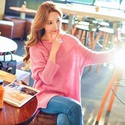Dabuwawa - Long-Sleeve Knit Top