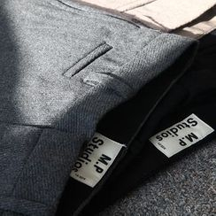 MPstudios - Woolen Dress Pants