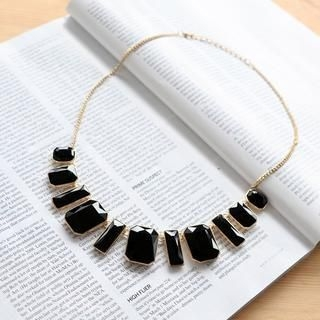Petit et Belle - Beaded Statement Necklace