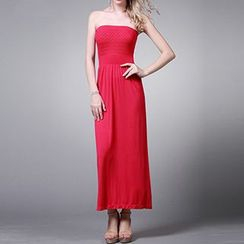 Giselle Shapewear - Strapless Maxi Dress