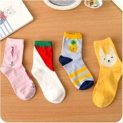 VANDO - Pattern Socks
