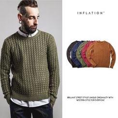 Newin - Ribbed Knit Top