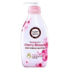 HAPPY BATH - Romantic Cherry Blossom Perfume Body Wash 500g
