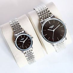 Chalford - Couple Matching Bracelet Watch