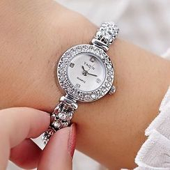 Chalford - Rhinestone Bracelet Watch