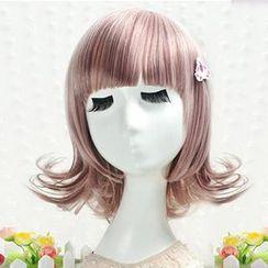 Coshome - Dangan-Ronpa Nanami Chiaki Cosplay Wig
