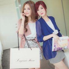 Tokyo Fashion - Open-Front Cardigan