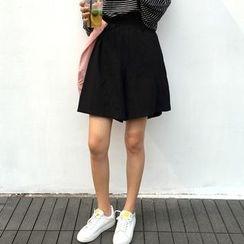 TriStyle - 纯色裙子