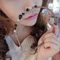华娟 - 宝石头带