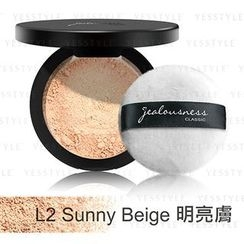Jealousness - Whitening Loose Powder SPF 20 PA+++ (#L2 Sunny Beige)
