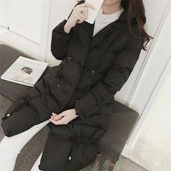 Eva Fashion - Long Padded Coat