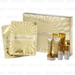 It's skin - Prestige D'escargot Trial Kit (7 items): Toner 15ml + Lotion 15ml + Cream 10ml + BB Cream 10ml + Foam 20ml + Mask 2 pcs