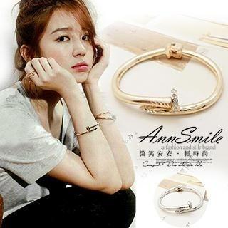 AnnSmile - Screw Bracelet
