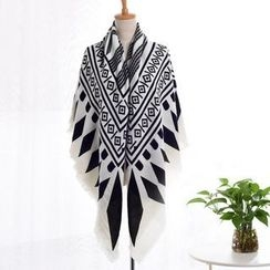 RGLT Scarves - Patterned Winter Scarf