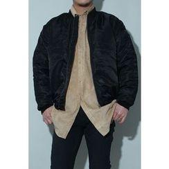 Ohkkage - Padded Zip-Up Jacket