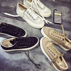 SouthBay Shoes - Low Top Sneakers