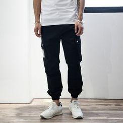 YIDESIMPLE - Cargo Jogger Pants