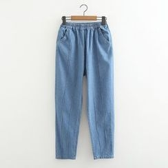 MAOMAO - Straight Fit Jeans