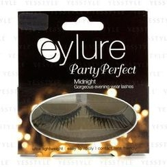 eylure - Party Perfect False Lashes - Midnight (Adhesive Included)