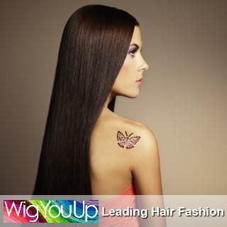 WigYouUp - Lace Front Full Wig - Long Straight