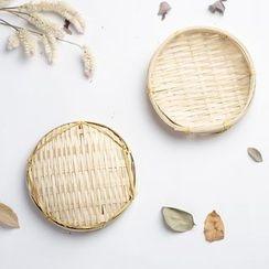 VEYIA - 编织竹子篮子