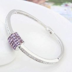 Mille - Swarovski Element Crystal Bangle
