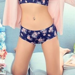 Chanions - Floral Printed Panties
