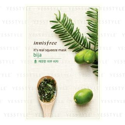 Innisfree - It's Real Squeeze Mask (Bija)