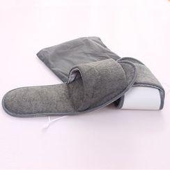 Namei - Linen Slippers