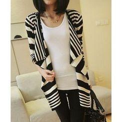 Hibisco - Striped Cardigan