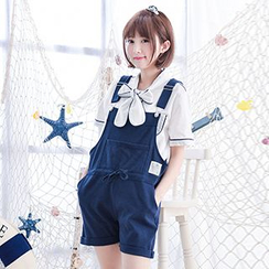 Moriville - Short Dungaree