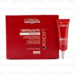 L'Oreal - Professionnel Expert Serie - Cristalceutic Radiance-Protecting Treatment (For Color-Treated Hair)