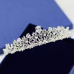 Ashmi - 新娘水鑽髮箍