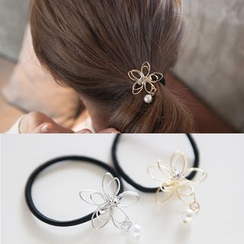 Coolgirl - Flower Hair Tie