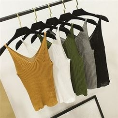 Honey House - V-Neck Knit Vest
