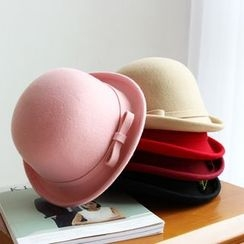 EVEN - Bow Bowler Hat