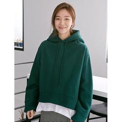 FROMBEGINNING - Hood Oversized Pullover