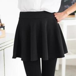 59 Seconds - A-Line Mini Skirt