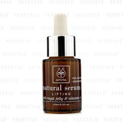 Apivita - Natural Serum - Lifting with Royal Jelly and Vitamin A