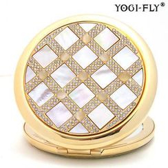 Yogi-Fly - Beauty Compact Mirror (JF-83GB)