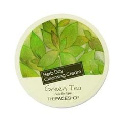 The Face Shop - Herb Day Cleansing Cream