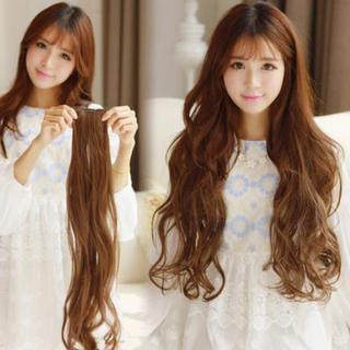 Clip-In Hair Extension - Wavy